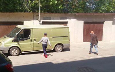 A reînceput capturarea câinilor fara stapân la Cernavoda