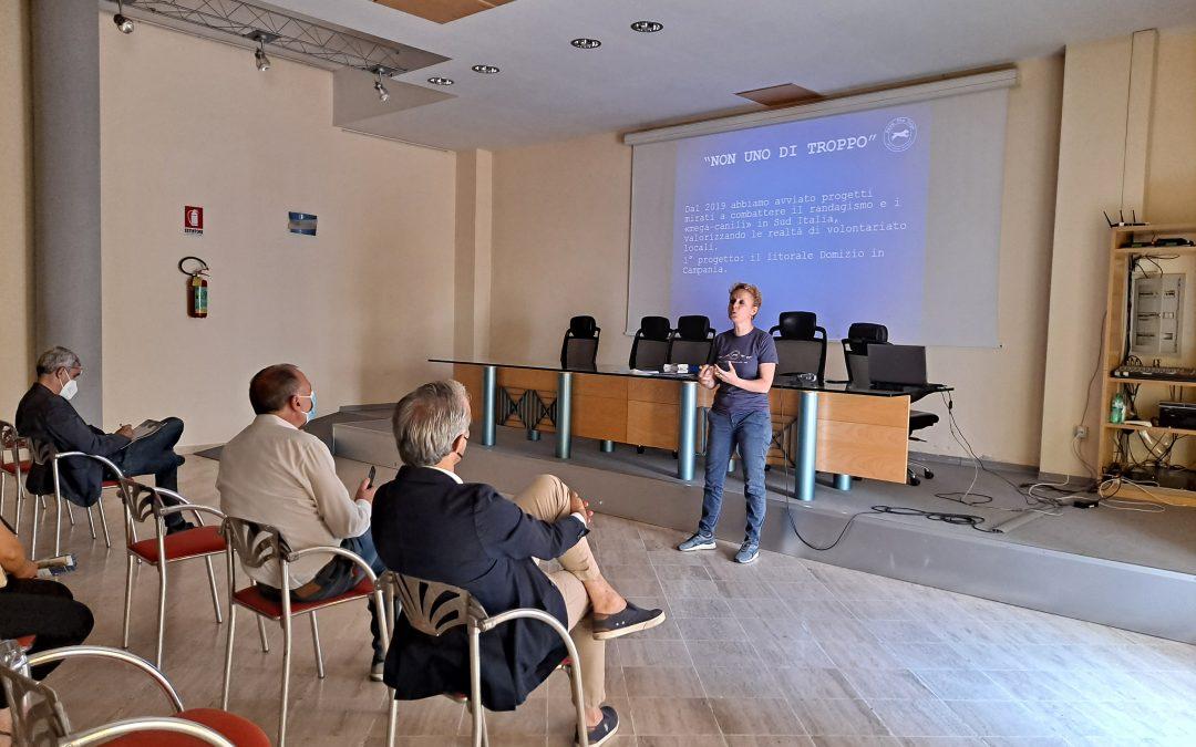 Il nostro incontro con i sindaci in Calabria