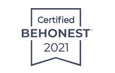 """BeHonest announces the certification of  """"SAVE THE DOGS"""""""
